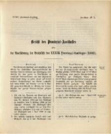 34. Provinzial-Landtag, Drucksache No. 7
