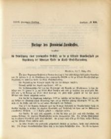 34. Provinzial-Landtag, Drucksache No. 141