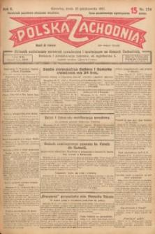 Polska Zachodnia, 1927, R. 2, nr 254