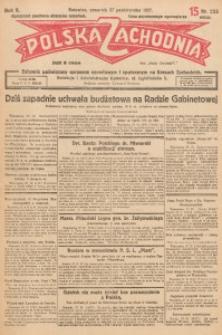 Polska Zachodnia, 1927, R. 2, nr 255