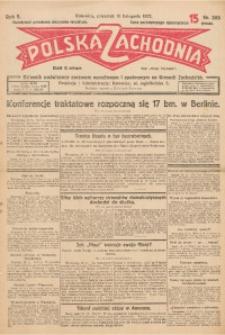 Polska Zachodnia, 1927, R. 2, nr 269