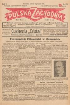 Polska Zachodnia, 1927, R. 2, nr 299
