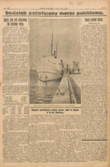 Polska Zachodnia, 1928, R. 3, nr 187