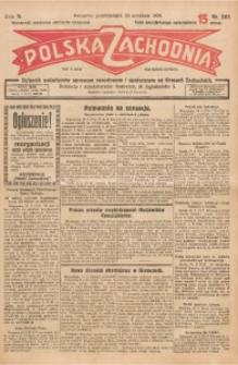 Polska Zachodnia, 1928, R. 3, nr 265