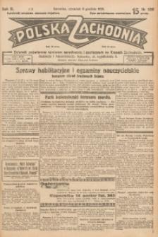 Polska Zachodnia, 1928, R. 3, nr 338