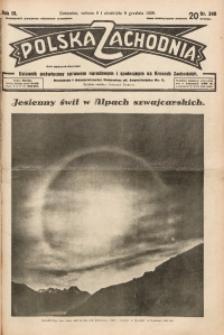 Polska Zachodnia, 1928, R. 3, nr 340