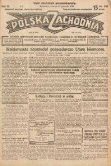Polska Zachodnia, 1928, R. 3, nr 349