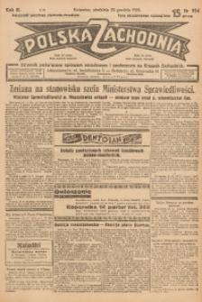Polska Zachodnia, 1928, R. 3, nr 354
