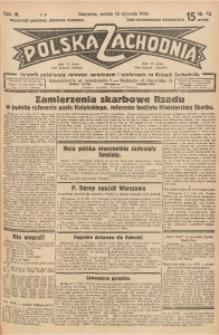Polska Zachodnia, 1929, R. 4, nr 12
