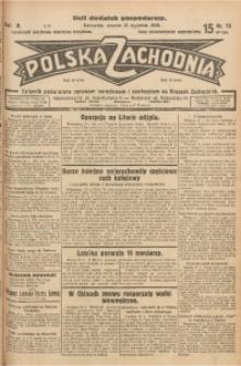 Polska Zachodnia, 1929, R. 4, nr 15