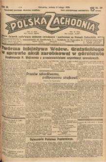 Polska Zachodnia, 1929, R. 4, nr 39