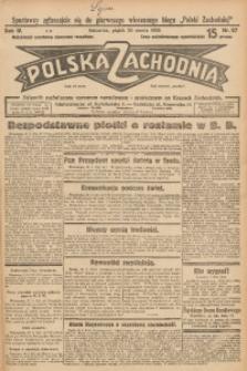 Polska Zachodnia, 1929, R. 4, nr 87