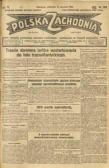Polska Zachodnia, 1929, R. 4, nr 160