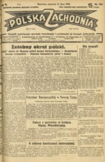 Polska Zachodnia, 1929, R. 4, nr 194