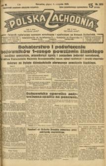 Polska Zachodnia, 1929, R. 4, nr 209