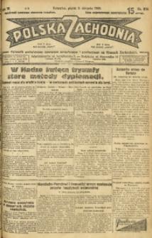 Polska Zachodnia, 1929, R. 4, nr 216