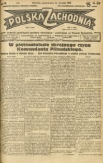 Polska Zachodnia, 1929, R. 4, nr 219