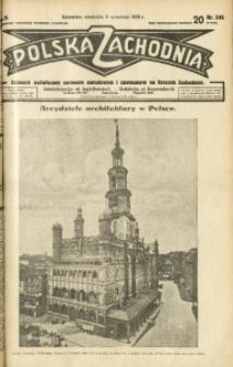 Polska Zachodnia, 1929, R. 4, nr 246