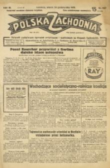 Polska Zachodnia, 1929, R. 4, nr 297