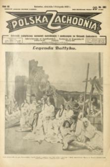 Polska Zachodnia, 1929, R. 4, nr 301