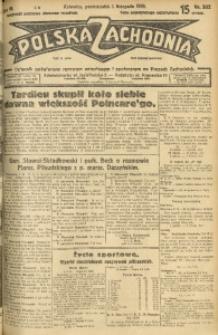 Polska Zachodnia, 1929, R. 4, nr 302