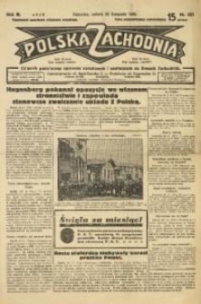 Polska Zachodnia, 1929, R. 4, nr 321