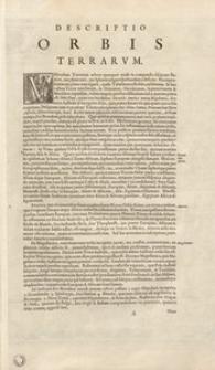 Nova totius terrarum orbis geographica ac hydrographica tabula auct. Guiljelmo Blaeuw
