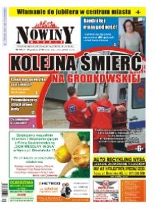 Nowiny Nyskie 2018, nr 49.