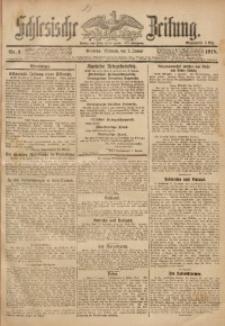 Schlesische Zeitung, 1918, Nr. 3
