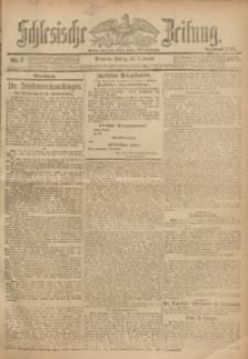 Schlesische Zeitung, 1918, Nr. 7