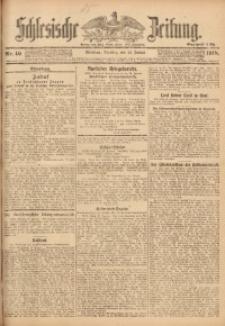 Schlesische Zeitung, 1918, Nr. 40