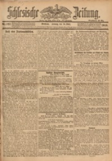 Schlesische Zeitung, 1918, Nr. 127