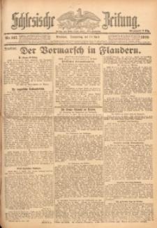 Schlesische Zeitung, 1918, Nr. 197