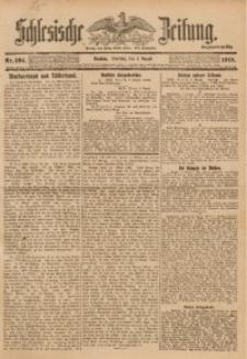 Schlesische Zeitung, 1918, Nr. 394