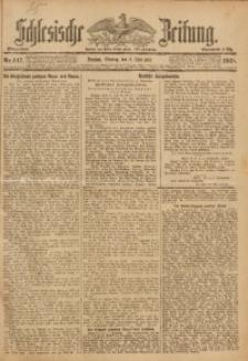 Schlesische Zeitung, 1918, Nr. 447