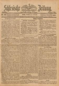 Schlesische Zeitung, 1918, Nr. 452