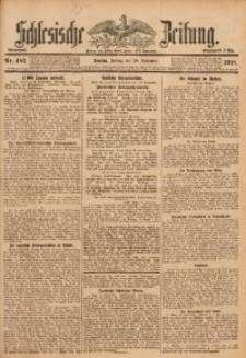Schlesische Zeitung, 1918, Nr. 482