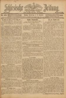 Schlesische Zeitung, 1918, Nr. 492