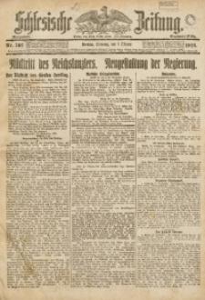 Schlesische Zeitung, 1918, Nr. 501