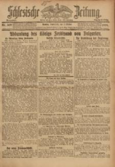 Schlesische Zeitung, 1918, Nr. 509