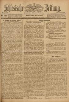 Schlesische Zeitung, 1918, Nr. 525