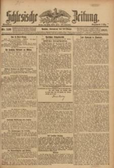 Schlesische Zeitung, 1918, Nr. 536