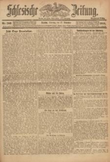 Schlesische Zeitung, 1918, Nr. 589