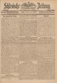 Schlesische Zeitung, 1918, Nr. 603