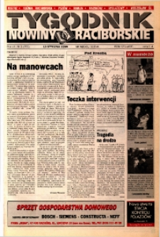 Nowiny Raciborskie. R. 7, nr 2 (355).
