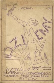 Idziemy, 1934, R. 2, nr 5