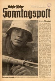 Schlesische Sonntagspost, 1943, Jg. 14, Nr. 23