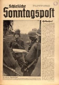 Schlesische Sonntagspost, 1942, Jg. 13, Nr. 43