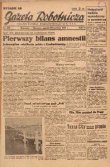 Gazeta Robotnicza, 1947, R. 55, nr 105
