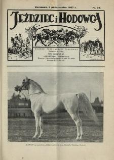 Jeździec i Hodowca, R. 6 (1927), Nry 39-48